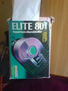 238. Akvariepump. TyP. Elite 801. Nr: A 10031. Mobilfoto k750i nr. 053.