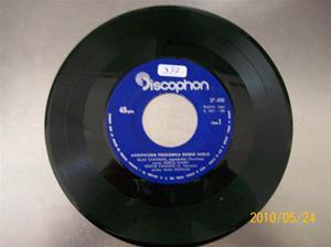 377. Discophone, EP-skiva. Typ: Agrupacion Folklorica Roque Noblo. Fotonr: 100_5744