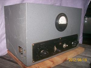 628. Telegrafstyrel. Radiobyrå. Typ 43. 1945-10-01
