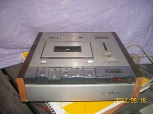 616. Philips Cassettedäck