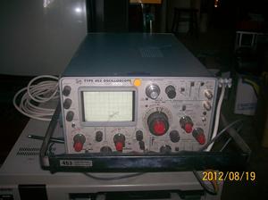 627. Tektronix Oscilloscope 453. Typ 127C