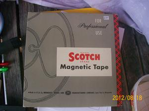 624. Scotch. For professional use. 111A 24H 2400ft.