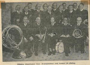 Bild från 20års jubiléet 1939