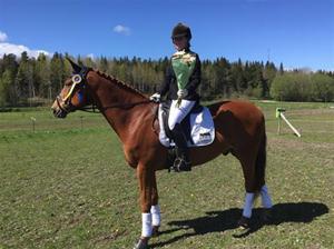 Elin och Qampari vinst Hallstavik 16 maj 2015