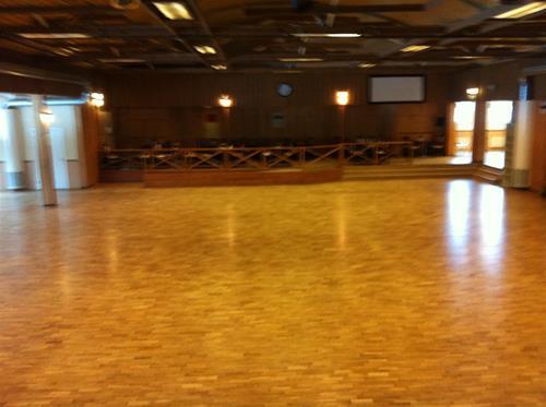 3. Dansgolvet väntar på gästerna...