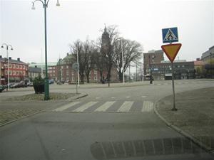 4. Efter 5 timmars resa är vi framme i Nässjö..
