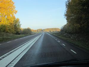 1. På väg mot Borlänge