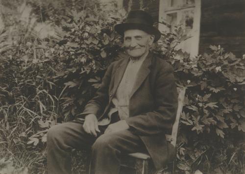 Johan Alfred Johansson a