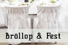 bröllopochfest